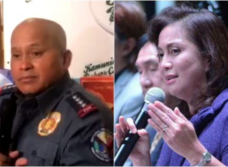 Chief Bato to VP Robredo: Suportahan namin siya kung gusto niya mag Presidente,pero sana suportahan niya muna si President Duterte