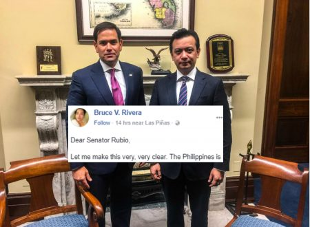 """Netizen writes open letter to Sen. Rubio after meeting with Sen. Trillanes: """"Only a moron can be fooled by a fool."""""""