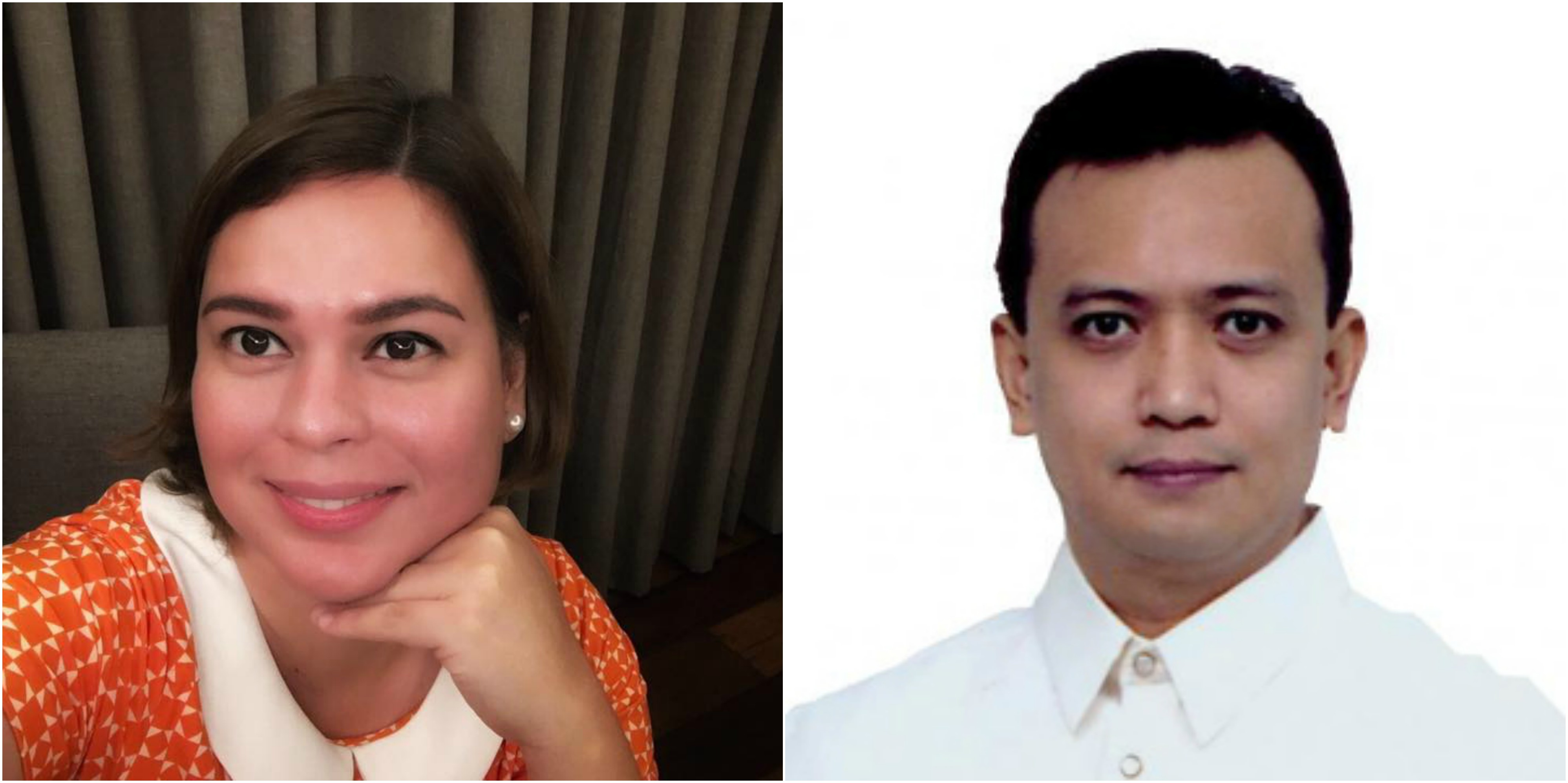 Inday Sara Duterte slaps Sen. Trillanes with an open letter reached 100,000 likes on Facebook