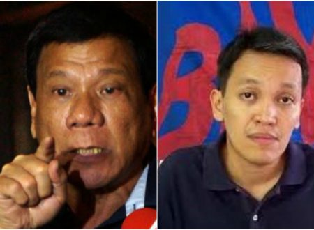 President Duterte to launch crackdown against Renato Reyes' group BAYAN