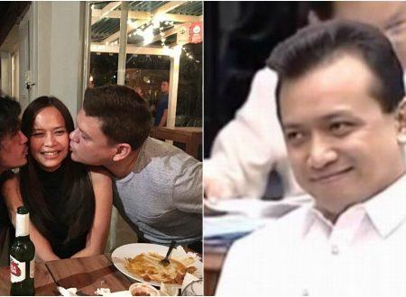 Sass Rogando Sasot reveals the 'mysterious tattoo' of Vice Mayor Paolo Pulong Duterte