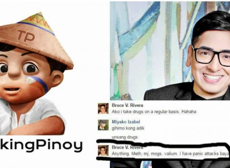 """Blogger war?"" Thinking Pinoy reveals a pro-Duterte blogger who's allegedly using illegal drugs"