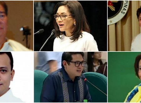 LOOK: List of senators who express their support to Rappler