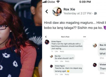 This netizen bravely stood up after her colleague calls one of her student 'stupid'