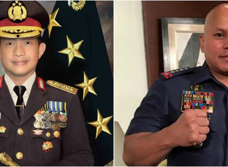 Indonesian police chief says that PNP Chief Bato is their inspiration in fighting illegal drugs