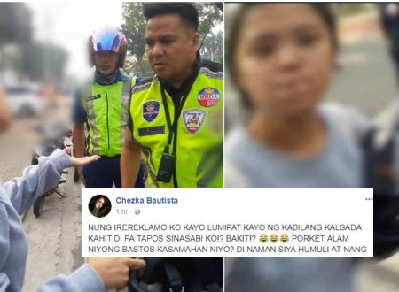 WATCH: Girl who went viral after physically assaulting an MMDA enforcer posted her statement on social media