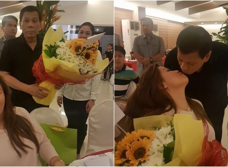 LOOK: Photos from the birthday party of President Duterte's partner Honeylet Avacena