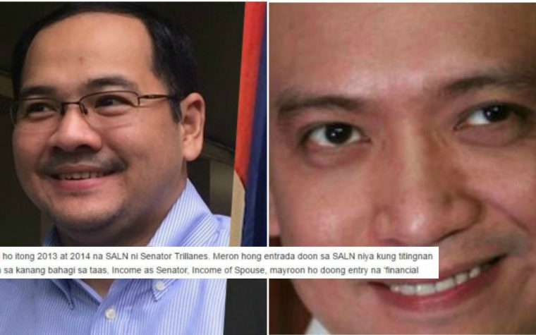 Former lawyer of Ex-CJ Corona exposes the alleged corruption practices of Sen. Trillanes and his family