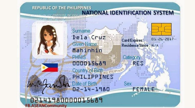 Senate approves the 'National ID system' on final reading