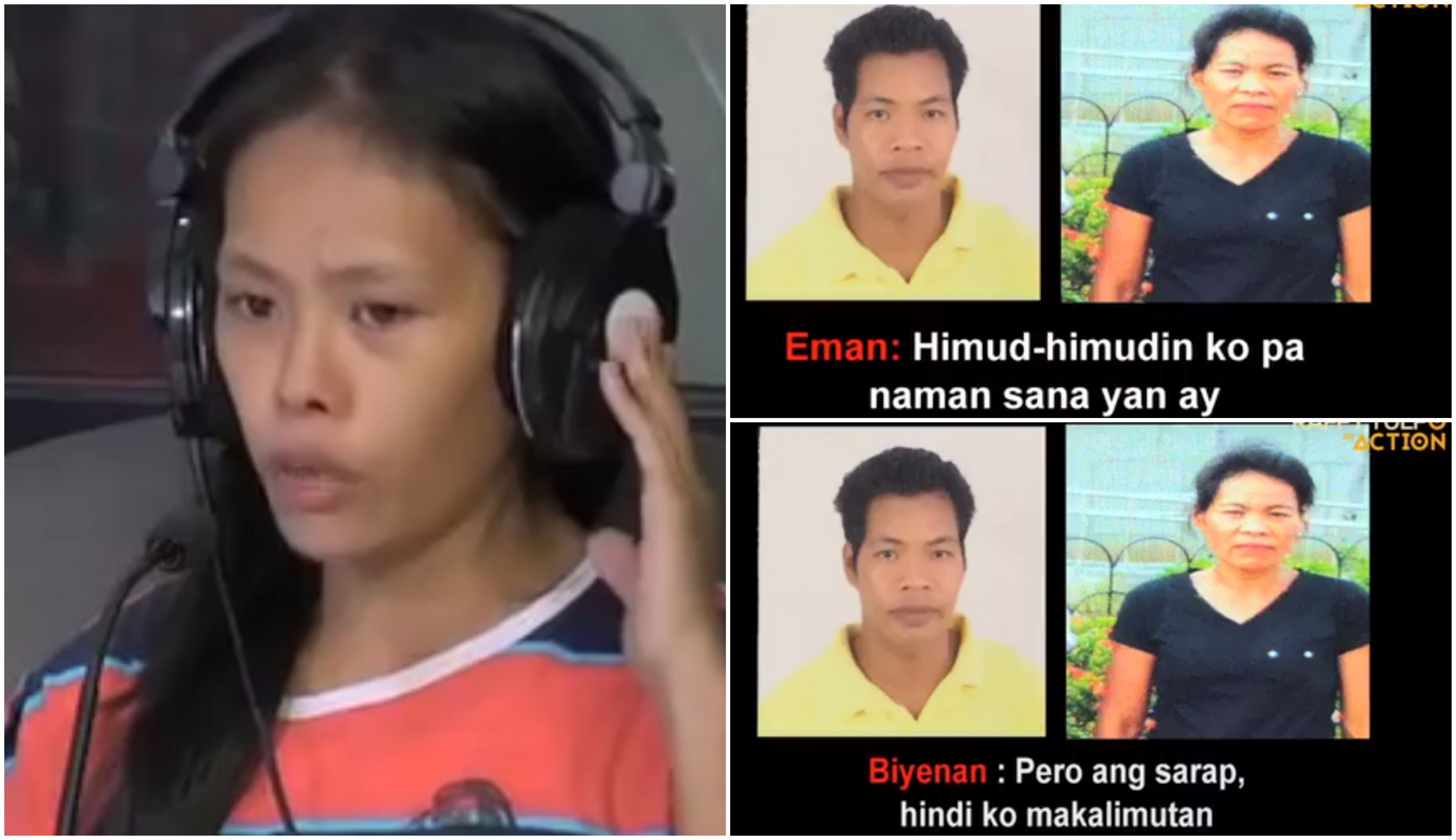 Image result for Pinakamalupit na Love Triangle by Tulfo