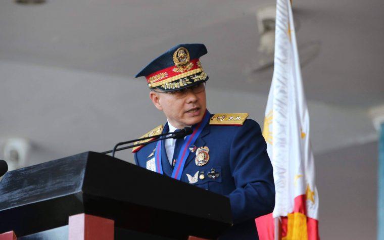 PNP Chief Albayalde to continue war on drugs: 'Wala pong namatay sa tokhang'