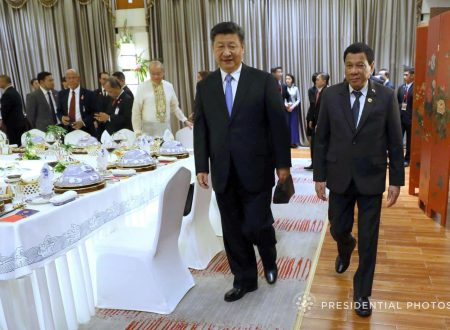 Chinese President Xi Jinping to visit Philippines in November 2018