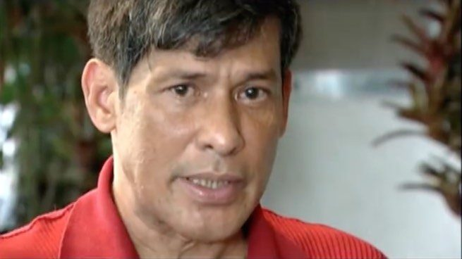 LOOK: Actor Julio Diaz arrested for illegal drugs