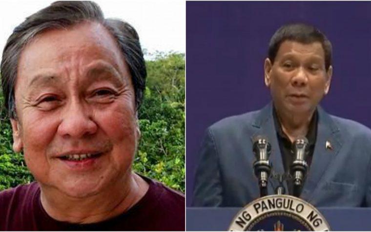"""Tunay kang statesman!"" Lito Atienza praises Duterte for apologizing to Hong Kong for Manila Hostage Crisis"