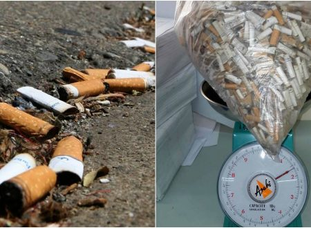 """""""300 per kilo"""" In Subic you will be paid for collecting cigarette butts"""