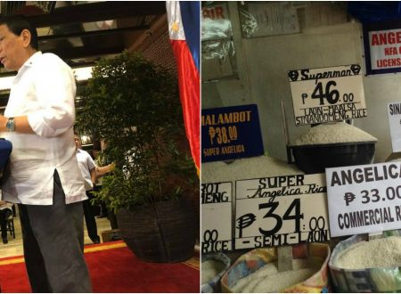 From 52 pesos to 39 pesos, rice traders promised to President Duterte that they will sell cheaper well-milled rice to NFA