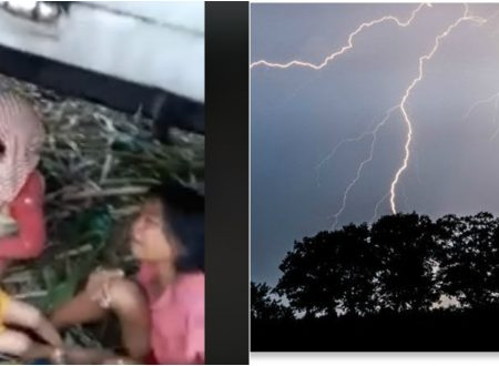 WATCH: 6 dead, 17 others injured after being struck by a lightning in Negros Occidental