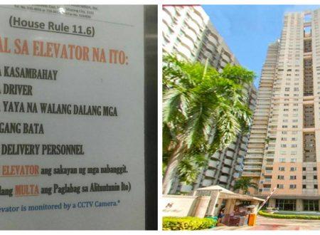 Netizen slams Wack Wack Road Condominium Association for discrimination against nannies and drivers