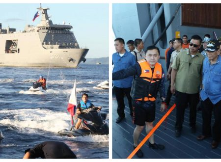 Presidential Security Group reveals why Duterte cancels his jetski ride in Philippine Rise