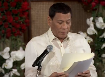 Duterte reveals the names of government officials under investigation