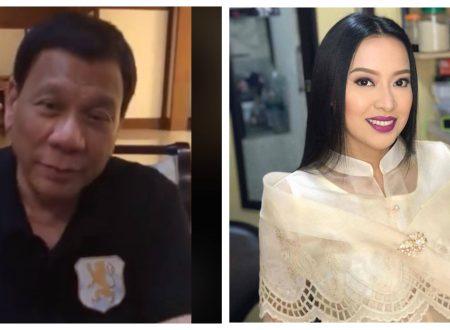 "President Duterte orders Asec. Mocha to ""report"" to Malacanang"