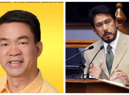 Names of Senators who wants to replace Pimentel with Sotto as Senate President