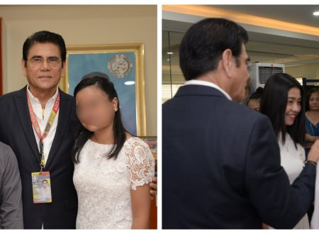 Mayor ng Tanauan City, Batangas, namimigay ng pera sa mga ikakasal niya na 'virgin' pa