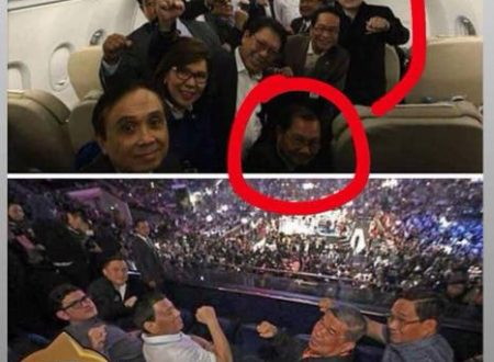 "Manny Pinol upset over viral photo claiming that he watched Pacquiao fight in Malaysia: ""This was fakery at its worse!"""