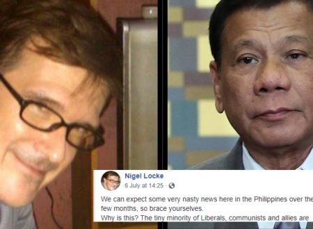 British expat predicts the incoming plan of the opposition to destabilize the Duterte administration