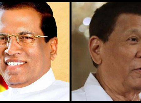 Sri Lankan government to Duterte's drug war: We will try to replicate the success of PH war against narcotics