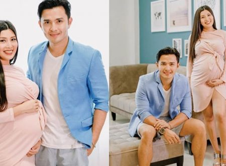 Alex Castro and Sunshine Garcia are having a baby boy