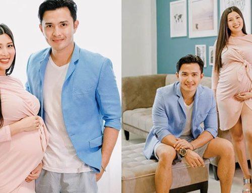 Alex Castro and Sunshine Garcia are having a baby boy