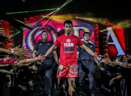Team Lakay's Banario eyes sixth straight win in Shanghai