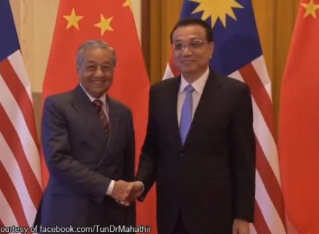 Malaysia's China debt crisis: Mahathir calls Xi Jinping's help with fiscal problems